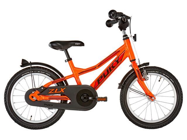 Vélo Puky ZLX 16-1 - Pour enfants - Orange